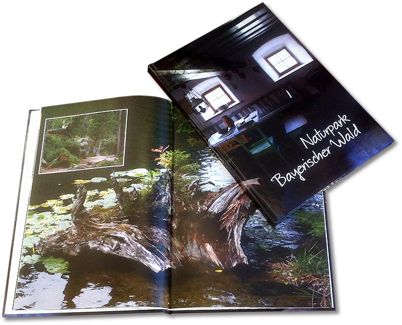 bayerwaldbuch